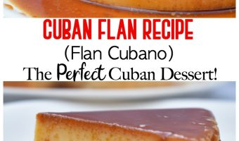 Cuban Flan Recipe