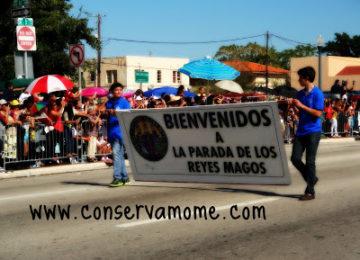 Three Kings Parade Miami