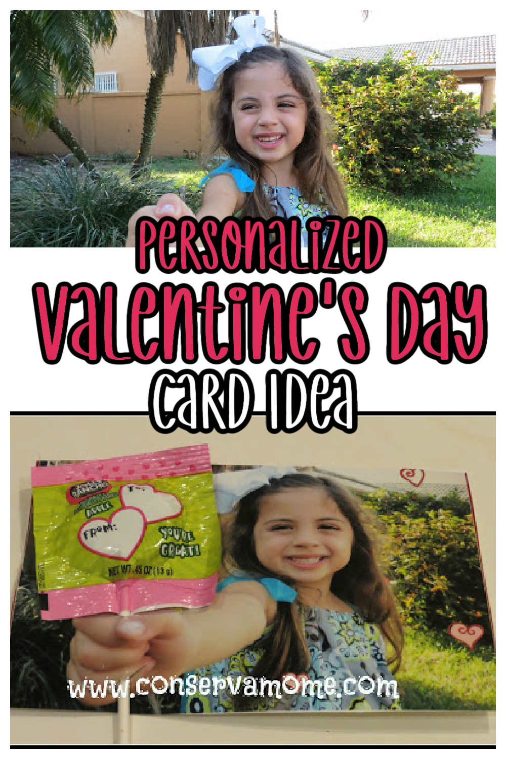 Personalized Valentine's Day Card Ideas