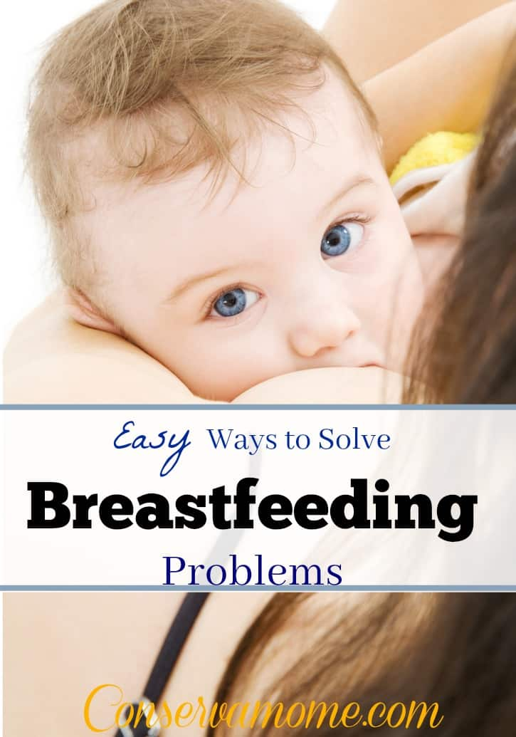 Solve Breastfeeding Problems