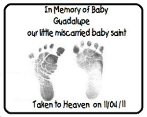 miscarriage baby loss prayers and resources conservamom
