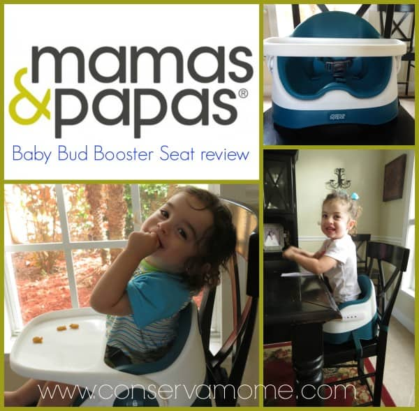 Baby Bud Booster Seat by Mamas & Papas Review