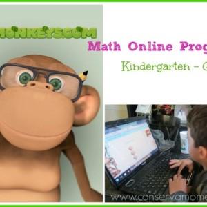 10monkeys Math World Online Program