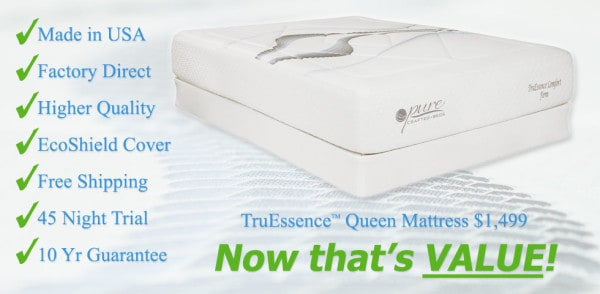 purecrafted mattress image