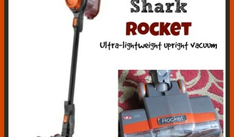 Shark Rocket Vacuum – Ultra Light Upright Vacuum Review