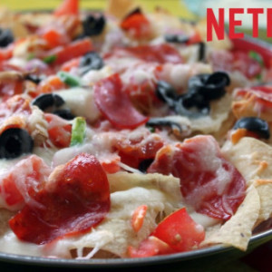Family Movie Night with Netflix #Streamteam