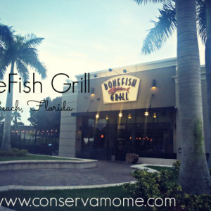 BoneFish Grill, Hello New Menu- Perfecting, Perfection!
