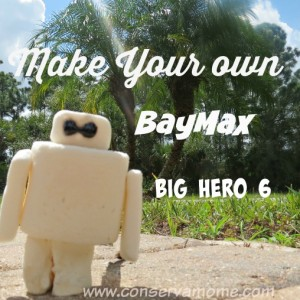 Make Your Own Baymax- Disney's Big Hero 6