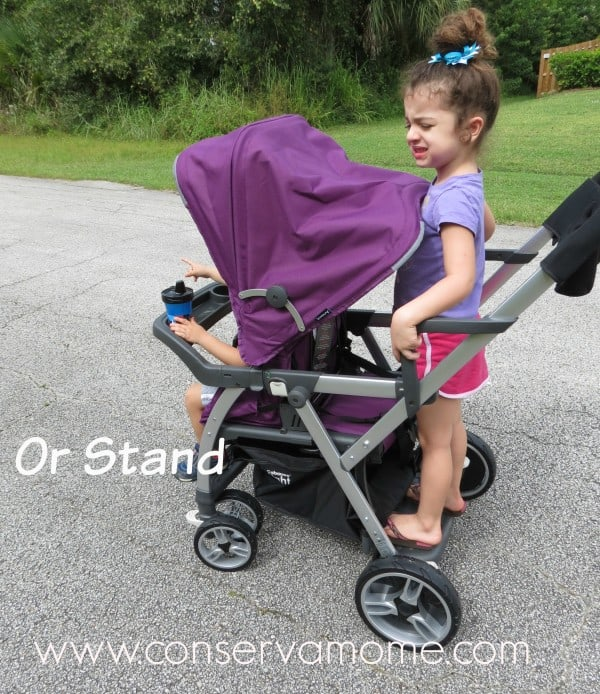 Joovy Caboose Varylight Review Conservamom