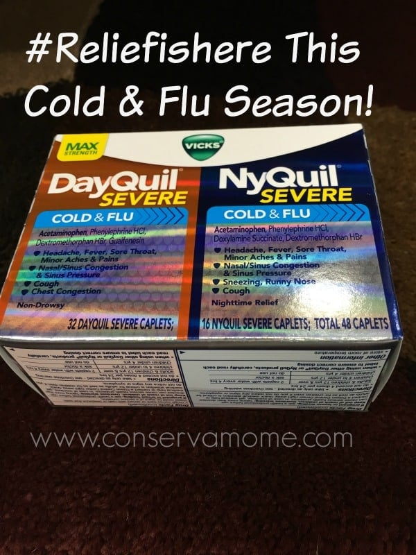 #Reliefishere This Cold & Flu Season With Vicks!