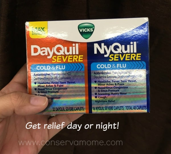 #Reliefishere This Cold & Flu Season With
