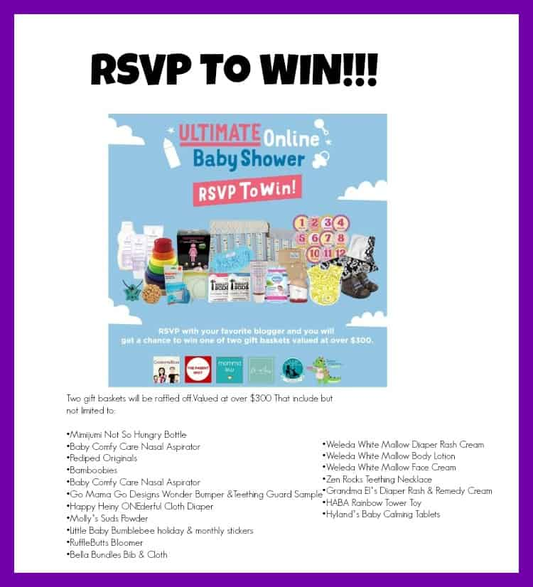 The Ultimate Online Baby Shower is Back, Get Ready to Win Big!
