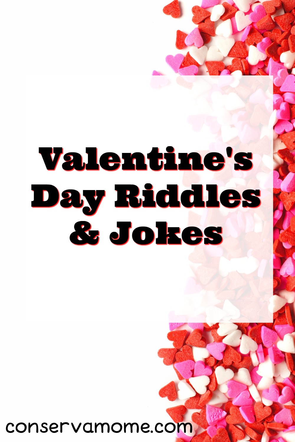 Valentine's Day Riddles