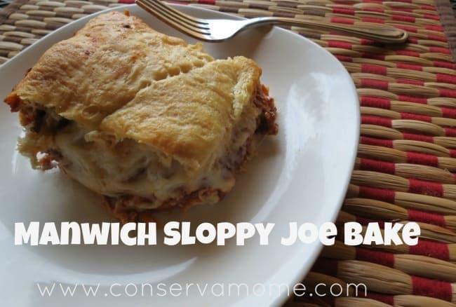 Manwich Sloppy Joe Bake