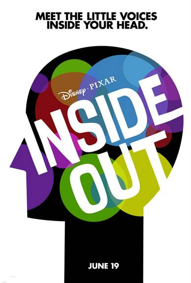 Disney's Inside Out Family Activity Kit!