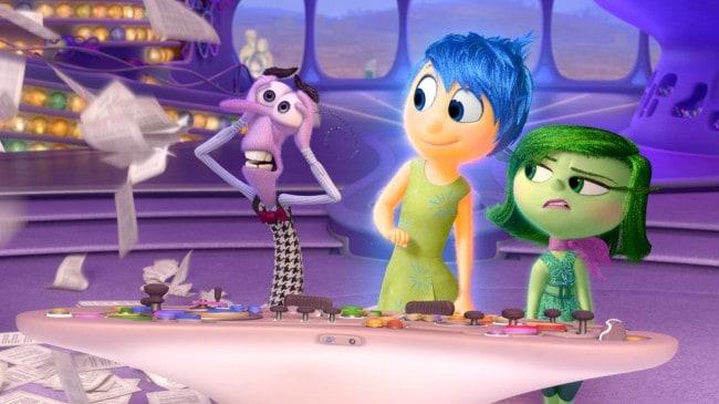 Pixar's Inside Out Trailer