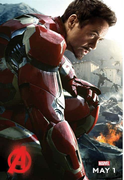 Win a Chance to Hang with Robert Downey Jr. at the Premiere of Marvel's Avengers: Age of Ultron