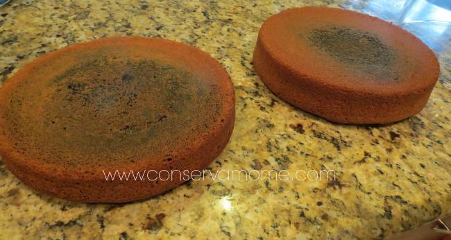 Conservamom How To Make An Easy Zebra Fondant Cake