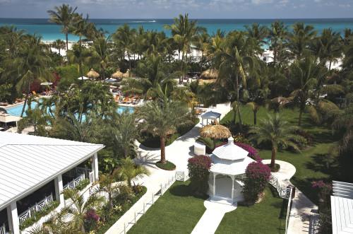 The Palms Hotel & Spa Garden
