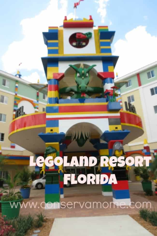 Legoland Florida Resort-Fun For All Ages!