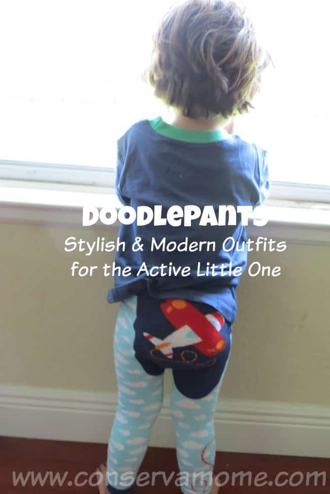 DoodlePants Review & Giveaway ends 6/14