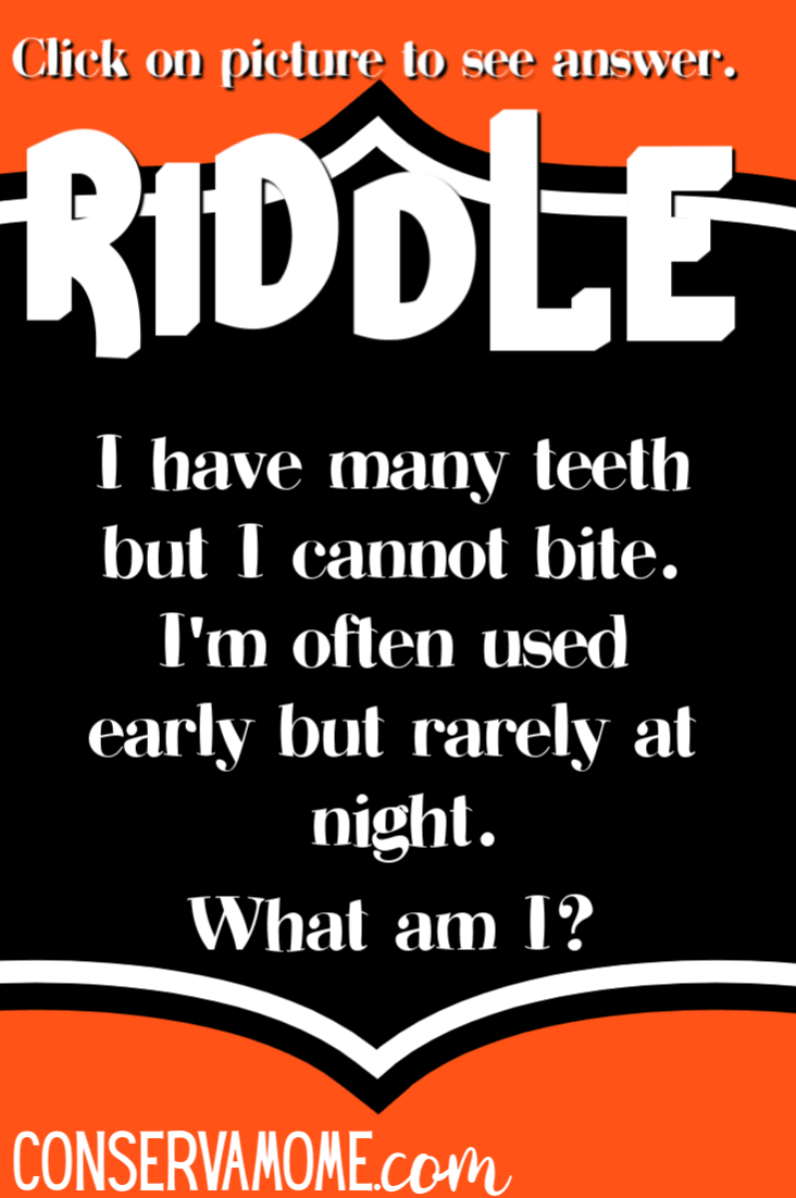 Can you guess this riddle