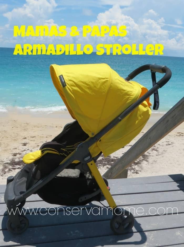 Mamas & Papas Armadillo City Stroller Review