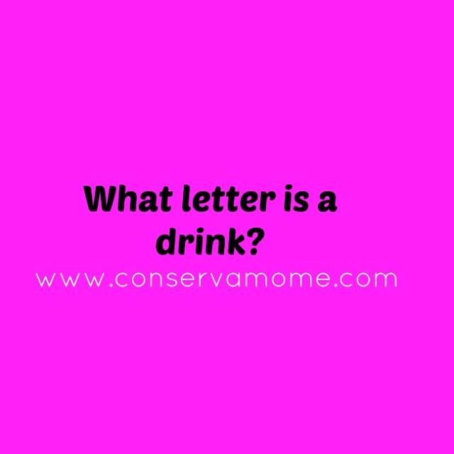 letterdrink