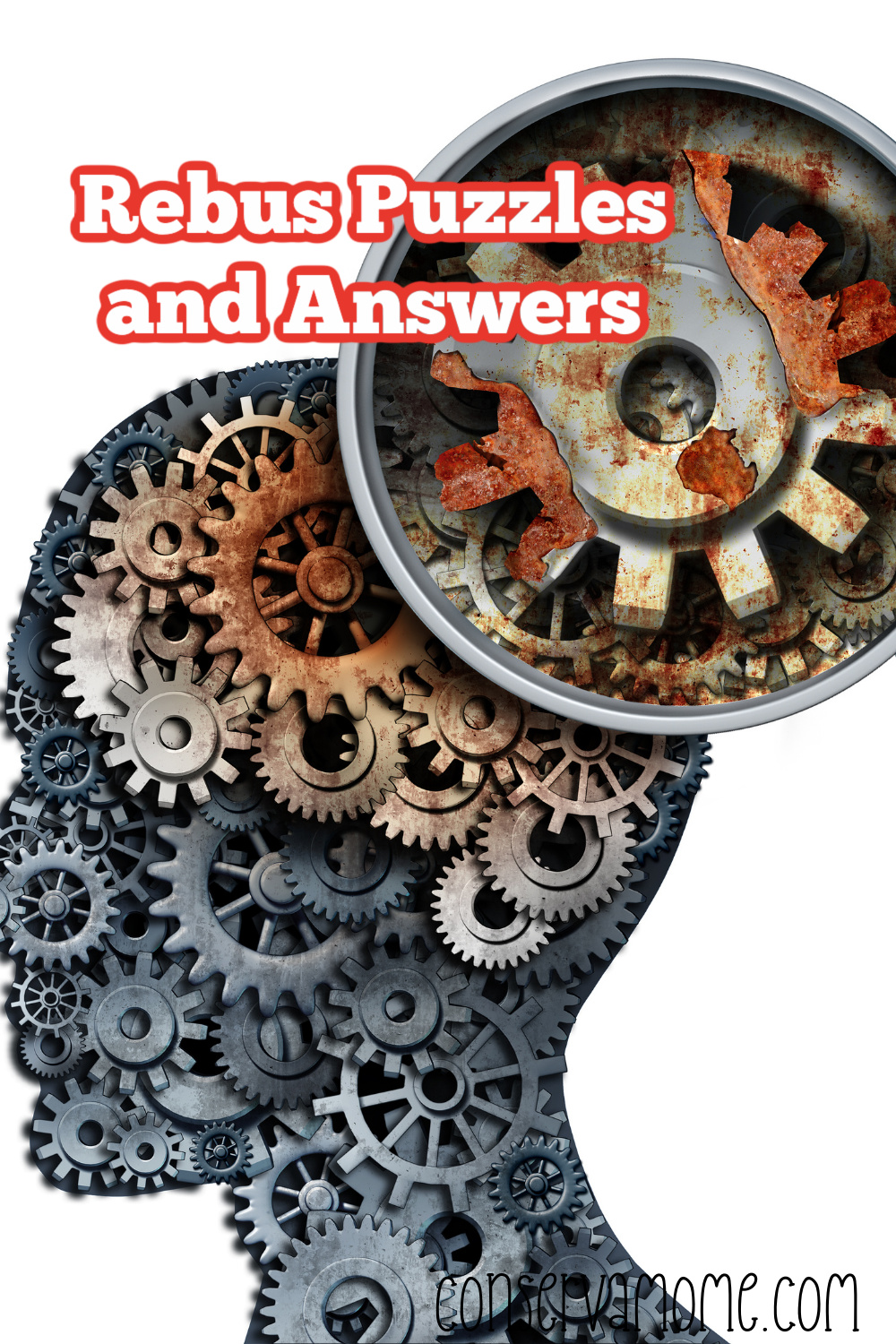 Rebus puzzles with answers