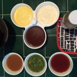 Fondue al Fresco with 7 Skinny Dips by Ana Quincoces
