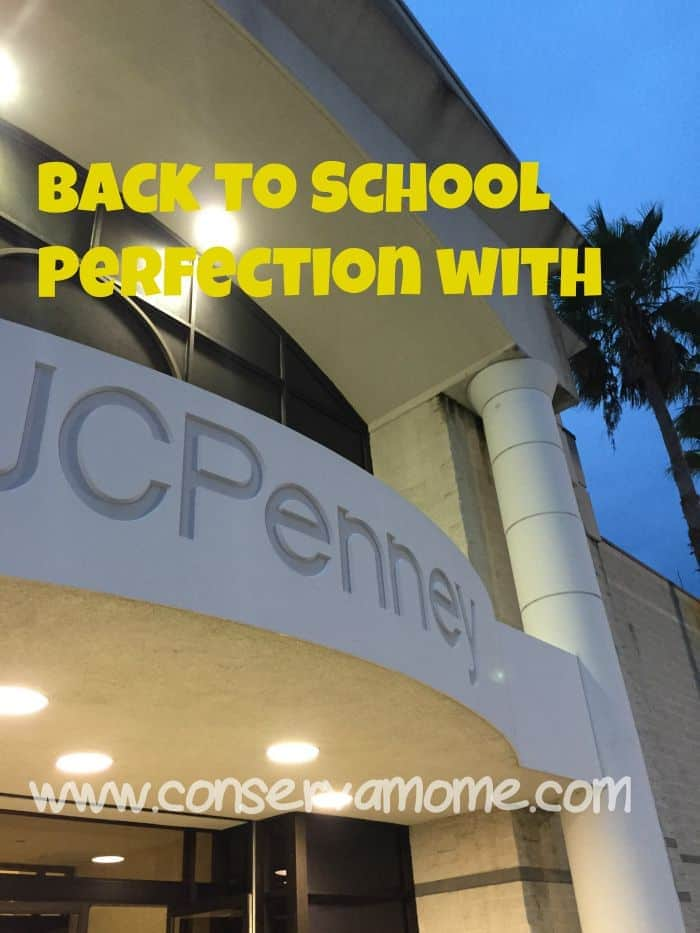 Back To School Perfection With JCPenney #BendtheTrend