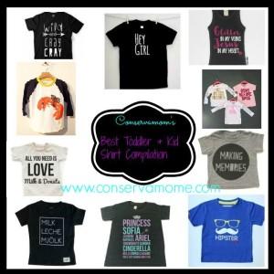 Best Toddler & Kids Shirt Compilation