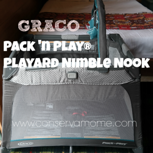 Graco Pack 'n Play® Playard Nimble Nook Review