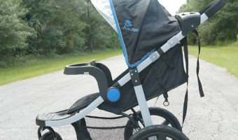 J is for Jeep Brand Adventure All-Terrain Jogging Stroller Review