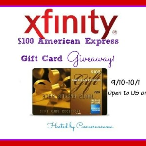 Make your Move Easy With xfinity & Enter to win a $100 American Express Gift Card ends 10/1