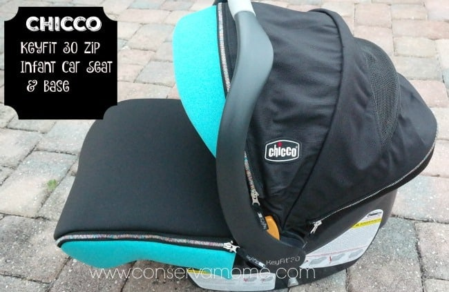Chicco KeyFit 30 Zip Infant Car Seat & Base Review ...