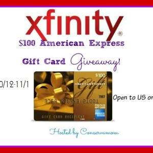 Tell me Your Favorite Fall Show & Enter to win a $100 American Express Gift card from Xfinity Ends 11/1
