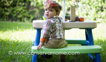 Little Tikes Easy Store Jr. Play Table Review & Giveaway