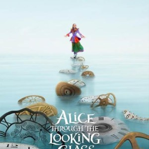 Alice Through the Looking Glass Teaser Trailer!