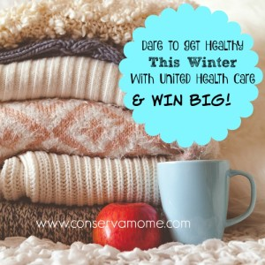 Dare to Be Healthy  This Winter with United Health Care & Win Big!