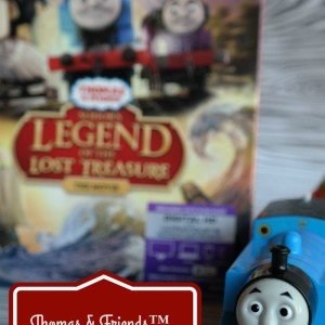 Holiday Must Have: Thomas & Friends TrackMaster  Shipwreck Rails Set & DVD
