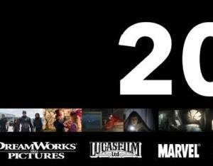 2016 Walt Disney's Motion Picture Slate!