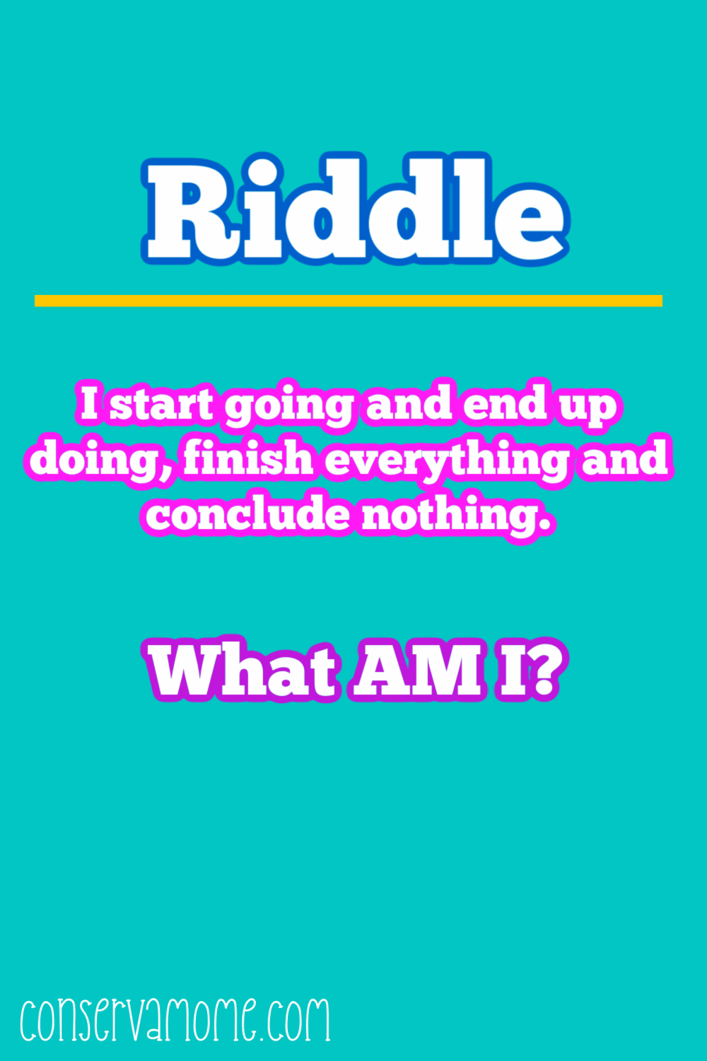 Fun Riddles for Everyone