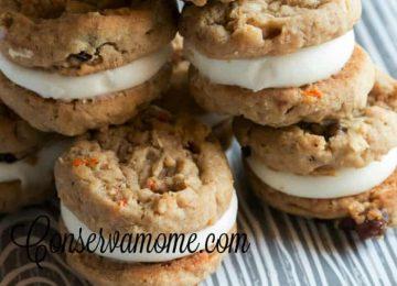 Carrot Cake Cookie Recipe