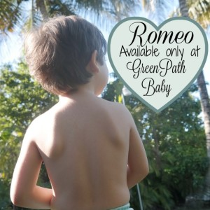 Smart Bottoms Romeo Video Review A Green Path Baby Exclusive!