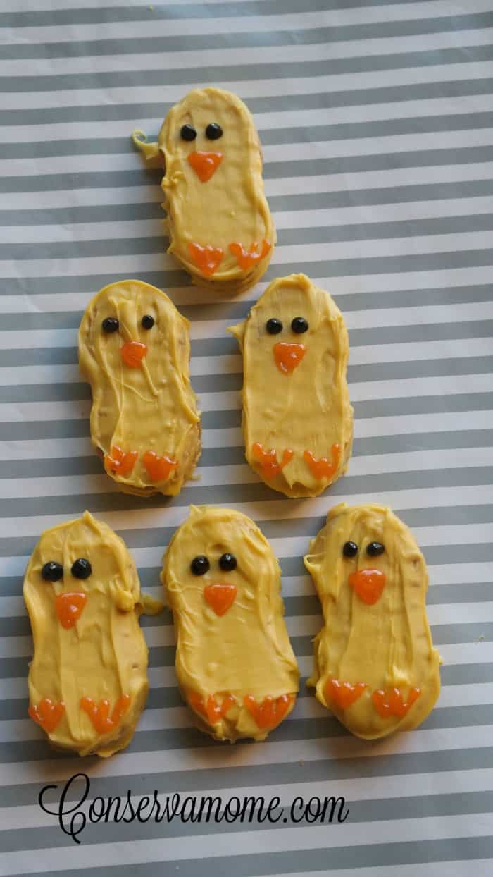 Cookie Chicks -Perfect Spring Treat