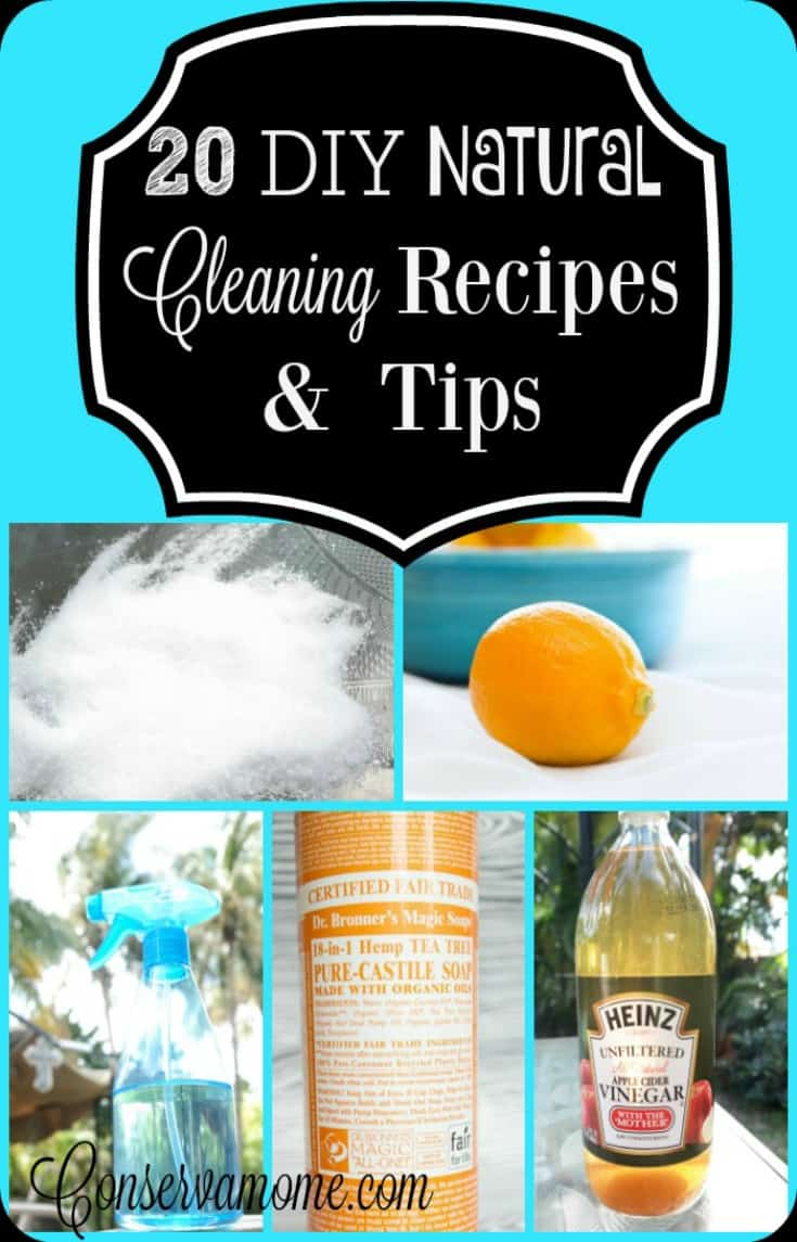 Sometimes you can get the best cleaning results from products you have on hand. Check out these20 DIY Natural Cleaning Recipes and Tips. Perfect Home Hacks !