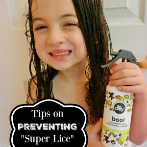 Tips on Preventing Super Lice