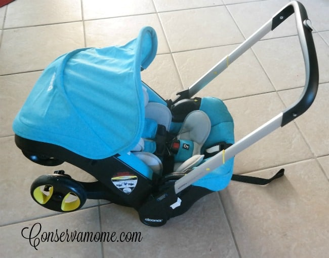 Step Into The Future With A Doona Car Seat Conservamom