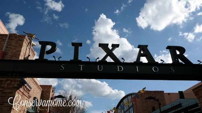 Pixar HOllywood studios